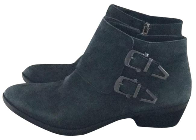 Item - Blue Grey Used Boots/Booties Size EU 38 (Approx. US 8) Regular (M, B)
