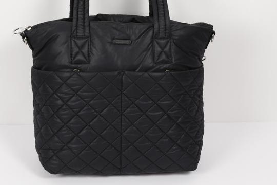 Michael Kors Zipper Large Tote in Black
