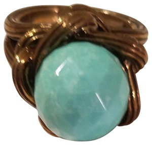 Stephen Dweck Stephen Dweck Turquoise Cocktail Ring