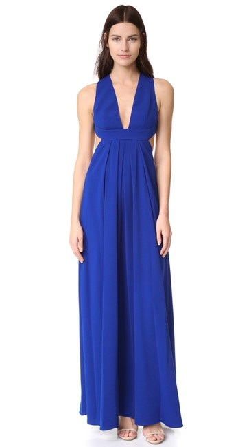 Jill Stuart V-neck Cut-out Dress