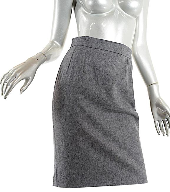Preload https://item1.tradesy.com/images/saint-laurent-grey-yves-wool-flannel-with-rear-vent-knee-length-skirt-size-6-s-28-22855100-0-1.jpg?width=400&height=650