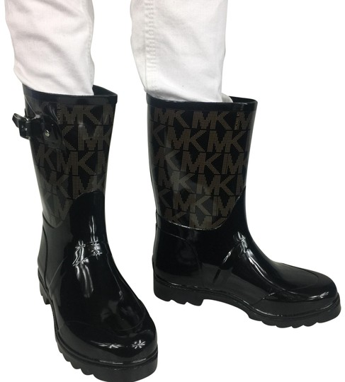 Preload https://img-static.tradesy.com/item/22855127/michael-michael-kors-black-new-mid-mk-log-rain-bootsbooties-size-us-8-regular-m-b-0-1-540-540.jpg
