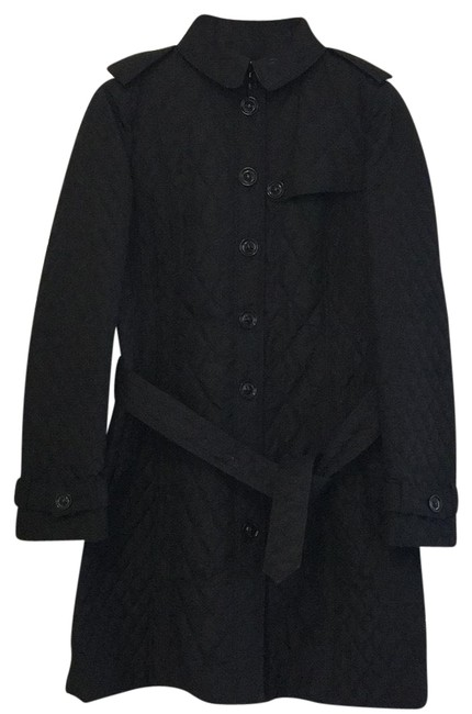 Preload https://item2.tradesy.com/images/burberry-black-raincoat-trench-coat-size-8-m-22855201-0-1.jpg?width=400&height=650