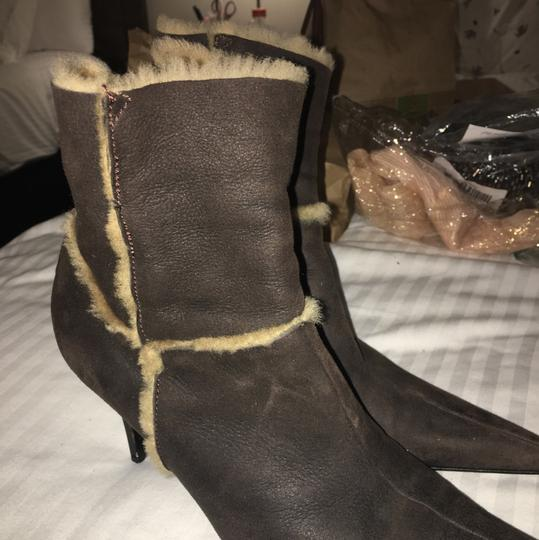 Unknown brown Boots