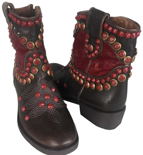 Preload https://item1.tradesy.com/images/donald-j-pliner-brown-new-leather-hairclaf-cowgirl-bootsbooties-size-us-6-regular-m-b-22855280-0-1.jpg?width=440&height=440