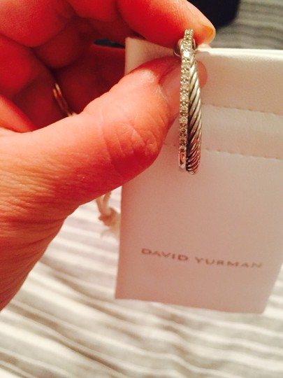 David Yurman David Yurman Cable Twist Earrings