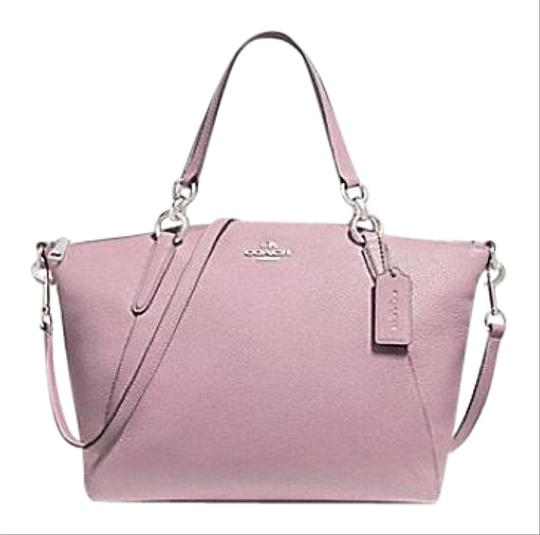 Preload https://img-static.tradesy.com/item/22855364/coach-kelsey-small-f26917-pink-leather-satchel-0-2-540-540.jpg