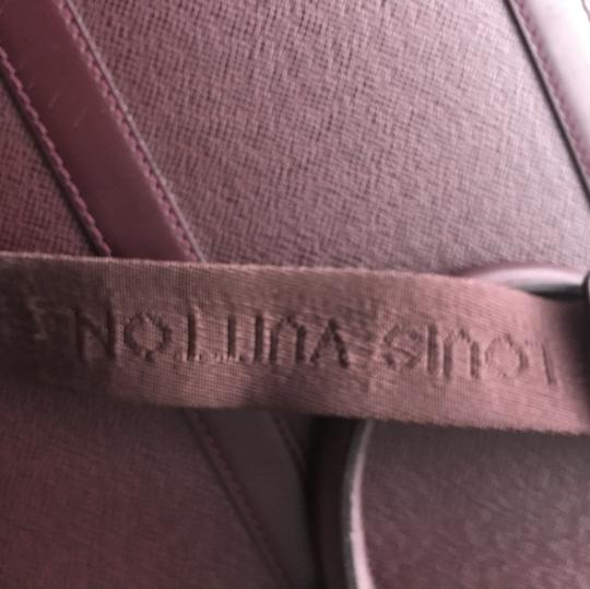 Louis Vuitton burgundy Travel Bag