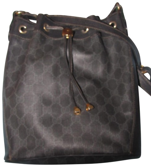 Preload https://img-static.tradesy.com/item/22855536/gucci-vintage-pursesdesigner-purses-black-large-g-logo-print-coated-canvas-and-leather-with-redgreen-0-1-540-540.jpg