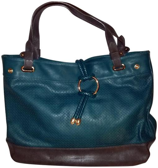 Preload https://item4.tradesy.com/images/segolene-paris-none-green-faux-leather-tote-22855613-0-1.jpg?width=440&height=440
