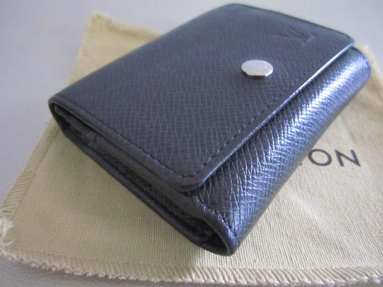 Louis Vuitton Louis Vuitton Coin/ Card Taiga Wallet