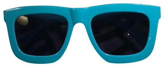 Preload https://img-static.tradesy.com/item/22855696/karen-walker-blue-tiffany-color-sunglasses-0-1-540-540.jpg
