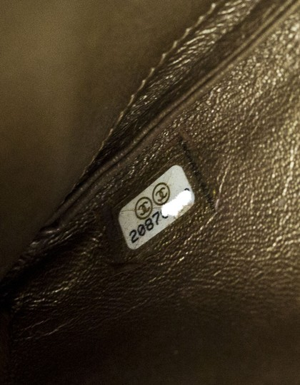 Chanel Camisole Clutch Cross Body Bag Image 8