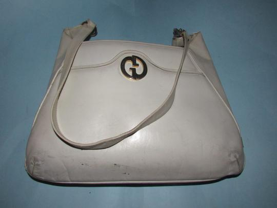 Gucci Bold Gg Snap Closure Hobo/Shoulder 1960's Mod Style 1973 Vintage Style Excelent Vintage Hobo Bag