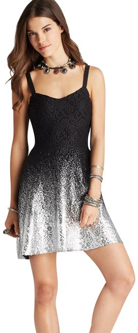 Preload https://img-static.tradesy.com/item/22855763/free-people-black-ombre-foil-66170-mid-length-night-out-dress-size-8-m-0-1-650-650.jpg