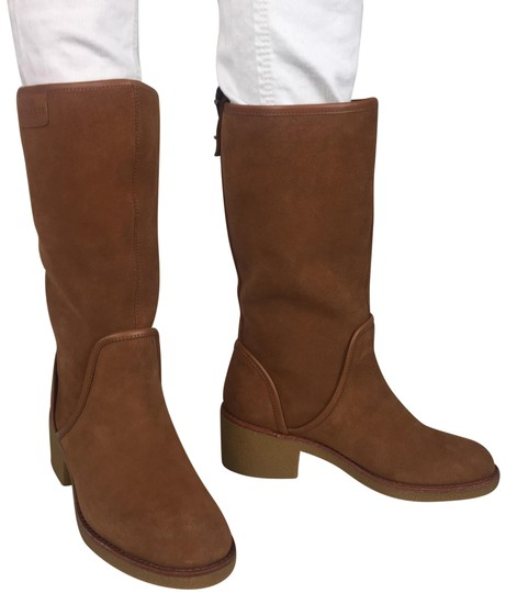 Preload https://item1.tradesy.com/images/coach-brown-new-women-s-bootsbooties-size-us-7-regular-m-b-22855875-0-1.jpg?width=440&height=440