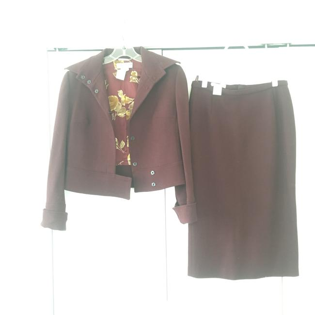 Dolce&Gabbana Chic Dolce & Gabbana pencil skirt suit.