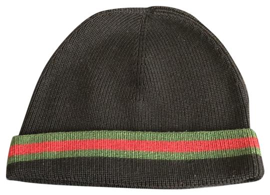 Preload https://item4.tradesy.com/images/gucci-black-web-hat-22855963-0-1.jpg?width=440&height=440