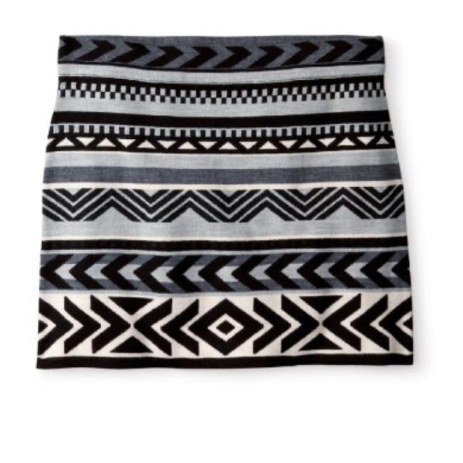 SmartWool Skirt black/white/grey