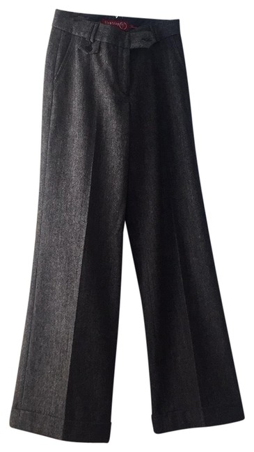 Preload https://item1.tradesy.com/images/browngray-boot-cut-pants-size-2-xs-26-22856145-0-1.jpg?width=400&height=650