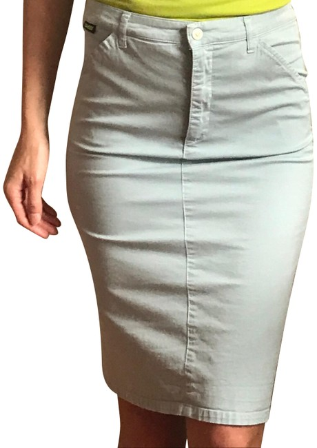 Preload https://item4.tradesy.com/images/versace-jeans-collection-light-blue-pencil-skirt-size-8-m-29-30-22856153-0-1.jpg?width=400&height=650