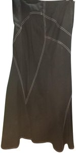Ivan Grundahl Maxi Skirt Black white