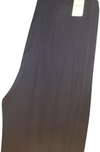 New York Transit Maxi Skirt Navy