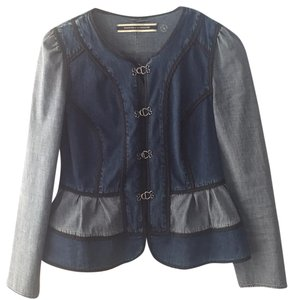 Daughters of the Liberation denim Womens Jean Jacket - item med img