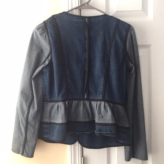 Daughters of the Liberation denim Womens Jean Jacket