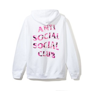 Anti Social Social Club Assc Antisocialsocialclub Cotton Sweatshirt