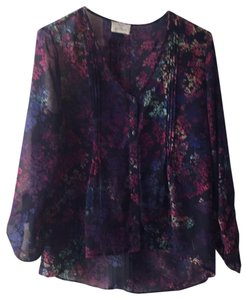 Pins and Needles Top black/pink