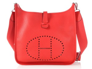 Hermès H Perforated Gm Hr.p0109.18 3 Cross Body Bag