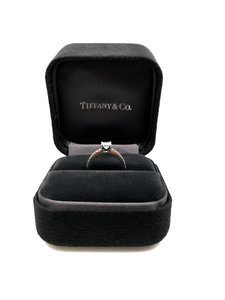 Tiffany & Co. F Engagement Ring