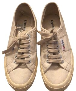 Superga cream Athletic