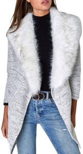 Trussardi Fur Coat