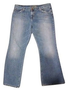American Eagle Outfitters Regular Length Relaxed Fit Jeans-Medium Wash