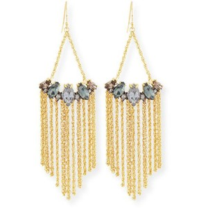 Alexis Bittar Alexis Bittar Fringe Earrings