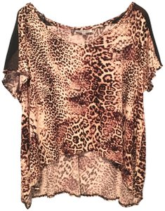 Jennifer Lopez Top LEOPAR