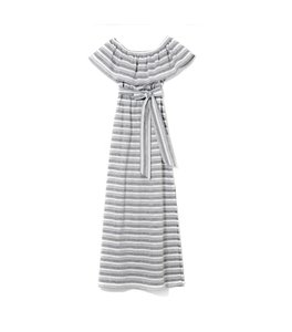 Striped Maxi Dress by Vince Camuto Maxi