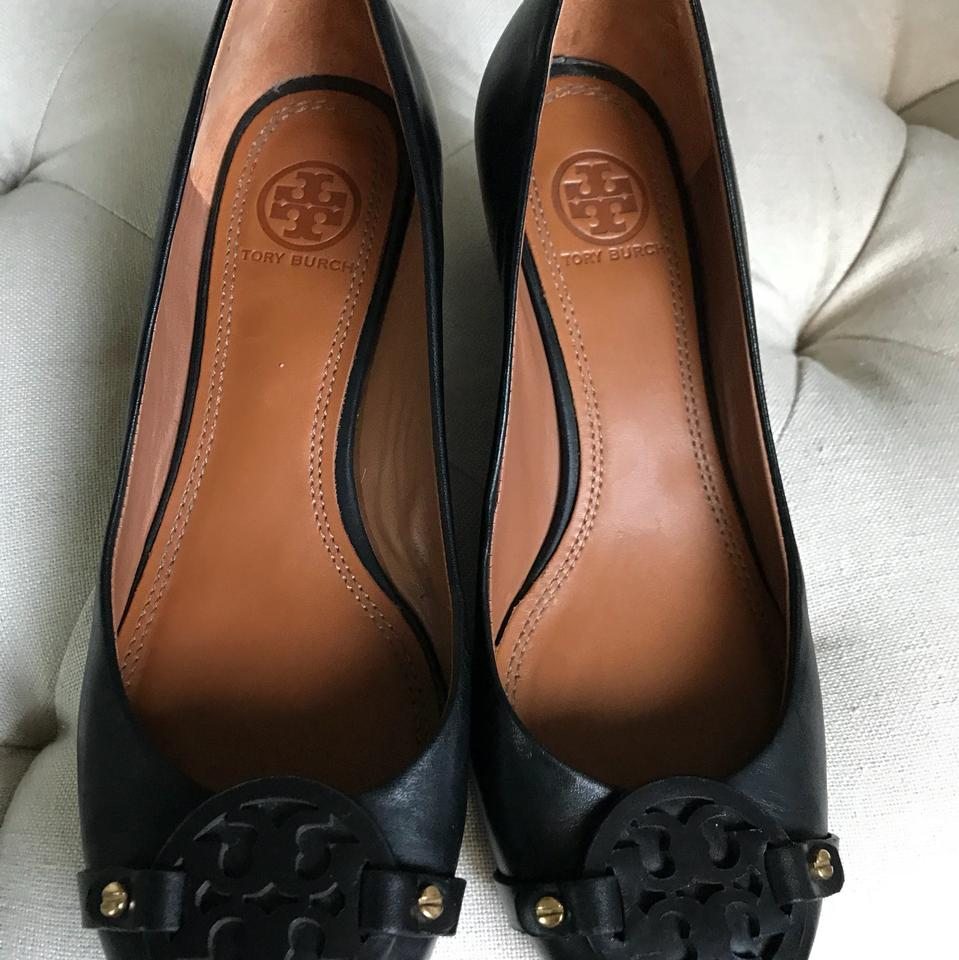 a8a356464abd Tory Burch Black Mini Miller 45mm Napa Veg Leather Style Number ...