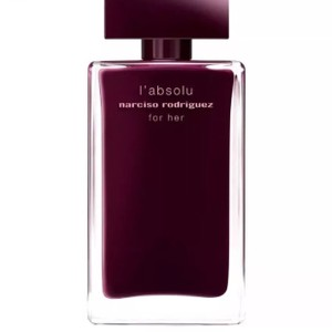 Narciso Rodriguez NARCISO RODRIGUEZ L'ABSOLU FOR HER 3.3 OZ 3.4 (100 ML) WOMEN~TESTER~ NO BOX