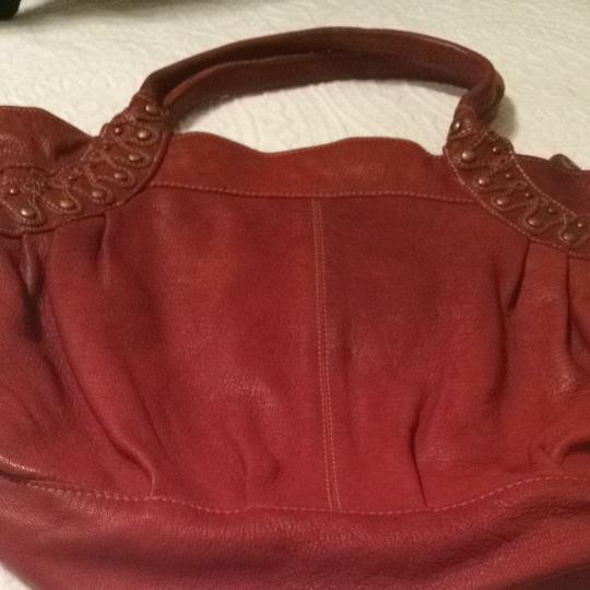 Tano Tote in Russet