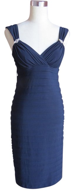 Preload https://item5.tradesy.com/images/xscape-knee-length-night-out-dress-size-4-s-2285819-0-0.jpg?width=400&height=650