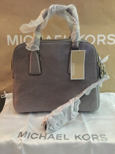 Michael Kors Satchel in Ash Grey