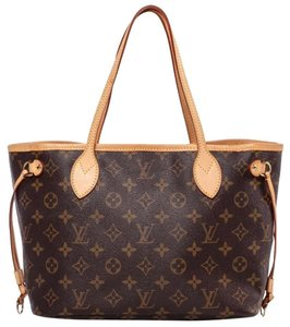 Louis Vuitton Monogram Neverful Tote