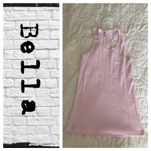Bella Top Baby Pink