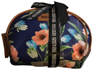 Kenneth Cole Reaction Kenneth Cole Reaction 2 Piece Cosmetic Bag Set Blue Floral