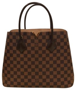 Louis Vuitton Kensington City Steamer Speedy Metis Neverfull Satchel in Damier ebene