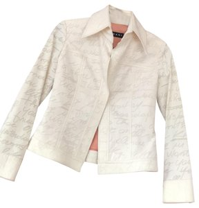 Nue by Shani cream Blazer