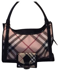 Burberry Satchel in Check